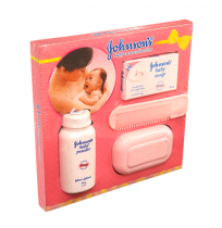 Johnsons Baby Gift Set - Compact Collection (Unisex)