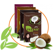 Nupur hair color  - 25gm