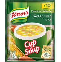 Knorr Sweet Corn Cup-A-Soup - 12 gm