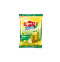 Lipton Iced Tea - Lemon & Mint Green Premix, 500 gm Pouch