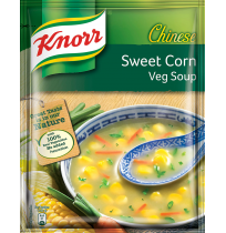 Knorr Chinese Sweet Corn Vegetable Soup - 47 gm