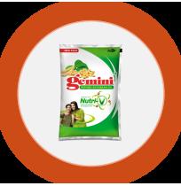 Gemini Refined Soyabean Oil 1 litre pack