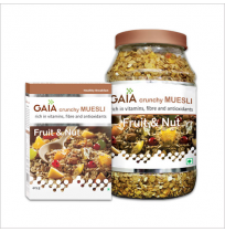 Gaia Muesli Fruit & Nuts 400g