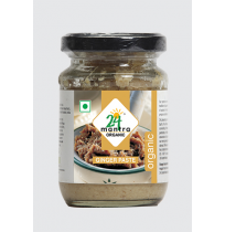 24 Mantra Organic Ginger Paste 140gm