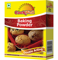 CookWell Baking Powder 50gm