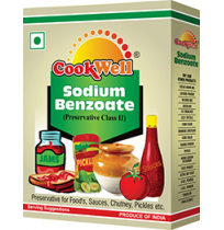 CookWell Sodium Benzoate 25gm