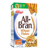 Kellogg's® All-Bran® Flakes 160gm
