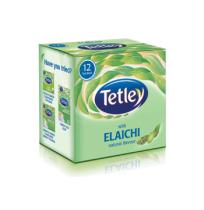 Tetley Tea Bag- Elaichi (50 pcs Carton)