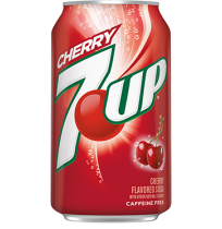 Cherry 7 Up 355 ml