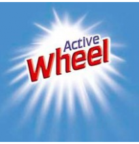 Active Wheel Blue Detergent Bar 200 gm