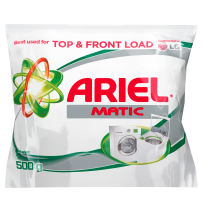 Ariel matic 500gm