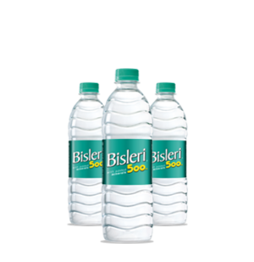 Bisleri Water Bottle (500 ml)