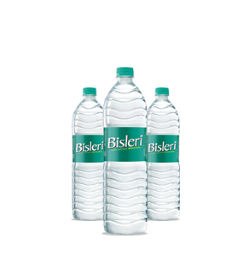 Bisleri Water Bottle (1 ltr)