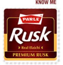 Parle Real Elachi Rusk - 200 gm