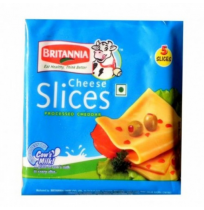 Britannia Cheese Slices (100 gm)