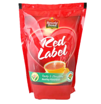 Brooke Bond Red Label Pouch - 200 gm