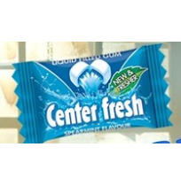Center Fresh chewing gum - 570gm