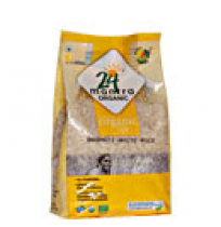24 Mantra Organic - Basmati Rice Premium Polished 1 kg