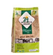 24 Mantra Organic - Wheat Dhaliya 500 gms