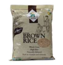 24 Mantra Organic - Sonamasuri Raw Brown Rice 1kg