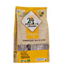 24 Mantra Organic - Sonamasuri Raw Rice Polished 1kg