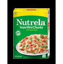 Nutrela Mini Soya Chunks 200gm carton
