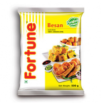 Fortune Besan - 1 kg Pouch
