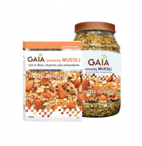 Gaia Muesli Nutty Delight 400g