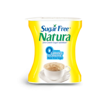 Sugar Free Natura 100 Pellet