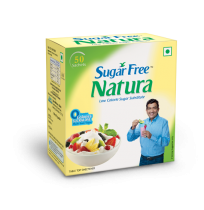 Sugar Free Natura 100 Sachet