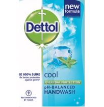 Dettol Cool pH-balanced Hand Wash - Refill Pouch 185ml