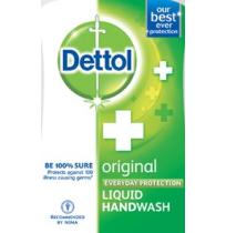 Dettol Original Liquid Hand Wash - Refill Jar 900ml