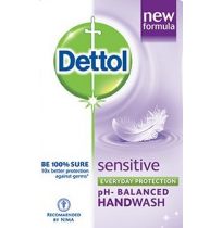 Dettol Sensitive pH-balanced Hand Wash - Refill Jar 900ml