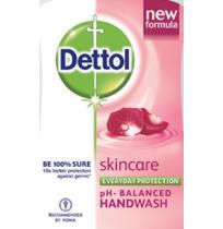 Dettol Skincare pH-balanced Hand Wash - 185 ml Refill