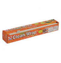 Clean Wrap - 100 metre With Cutter