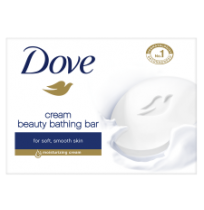 Dove Cream Beauty Bar 100 gm - Pack of 3