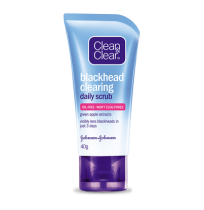 CLEAN & CLEAR BLACKHEAD CLEARING Daily Scrub (80 gm)