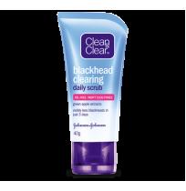 CLEAN & CLEAR BLACKHEAD CLEARING Daily Scrub (80 gm)