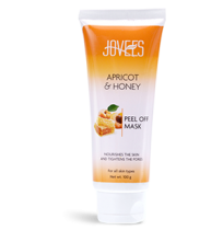Jovees Apricot & Honey Peel off Mask (100 gm)