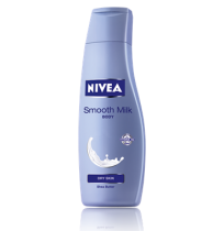 Nivea Smooth Milk (200 ml)