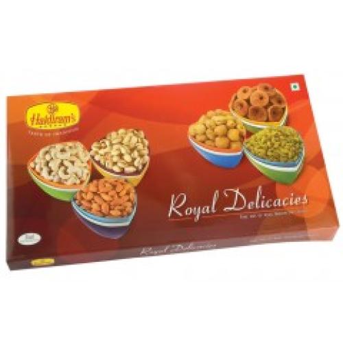 Haldirams Royal Delicacies (750 gm)