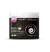 Godrej Expert Natural Black Cream Hair Color 20 gm