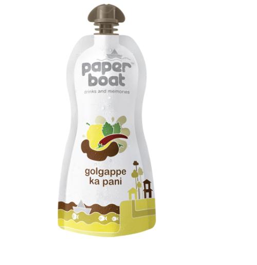 Paper Boat golgappe ka pani 250ml