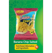 Haldirams Banana Chips - Salted 35gm Pouch