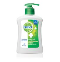 Dettol Original Liquid Hand Wash - 225ml Pump