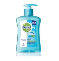 Dettol Cool pH-balanced Hand Wash - 225ml Pump