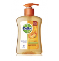 Dettol Re-energise pH-balanced Hand Wash - 225ml Pump