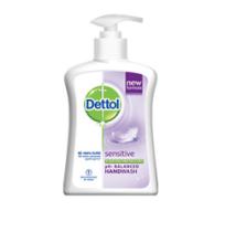 Dettol Sensitive pH-balanced Hand Wash - 225ml Pump
