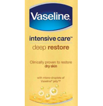 Vaseline Intensive Care Deep Restore Body Lotion - 100ml