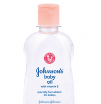 Johnson's Baby  baby oil with vitamin E -100 ml